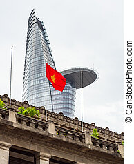 Architecture in Ho Chi Minh City