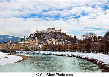 Salzburg Austria - Architecture in Salzburg Austria - travel...