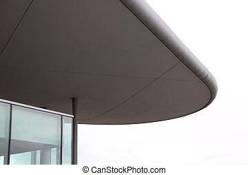 architecture moderne, détail