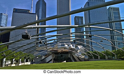 architecture, moderne