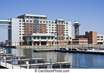 Architecture of downtown Erie, Pennsylvania