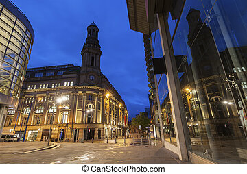 Architecture of Manchester