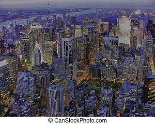 Architecture of New York City