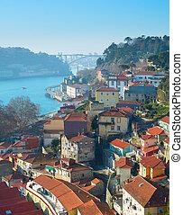 Architecture of Porto, Portugal