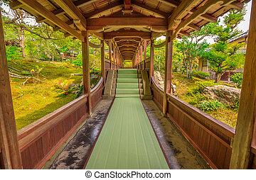 Architecture of Zen Temple