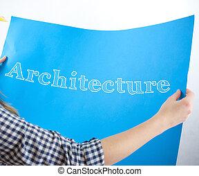 Architecture On Blueprint