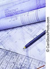 Architecture paperwork