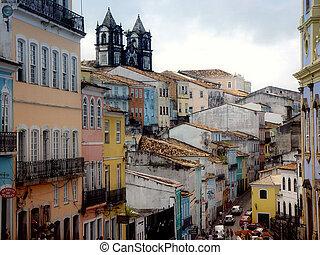 Architecture - Salvador de Bahia, Brazil