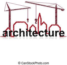 architecture skyline