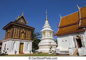 architecture Wat Hua kuang
