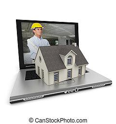 architekt, online