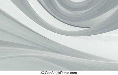 architektura, 3, abstraktní, grafické pozadí