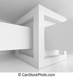 architektura, grafické pozadí