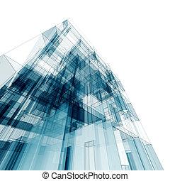architektura, konstrukce