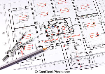 architektura, rysunek