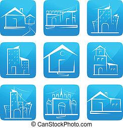 architettonico, costruzione