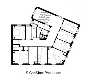 Architettonico immagini di archivi di illustrazioni 36 for Software di piano architettonico