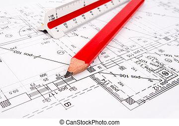 architettonico, progetti