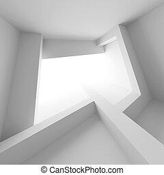 architettura moderna, disegno