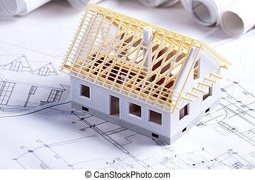 architettura, progetto