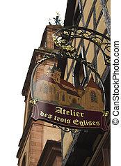 architettura, strasburgo