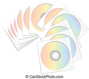 archiv, cd