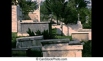 Archival cemetery of Bethlehem - cemetery of the Bethlehem...