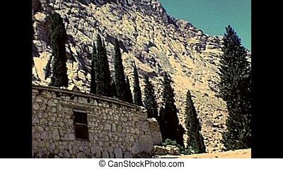 Archival Sinai Saint Catherine Monastery - UNESCO World...