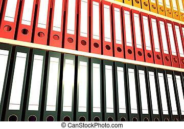 Archive folders
