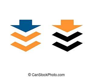 Archive Icon Design Concept