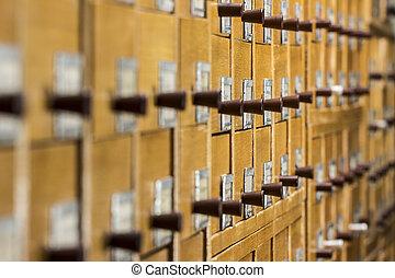 archivio, biblioteca