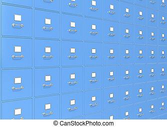 archivo, storage.