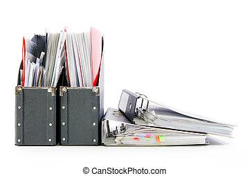 Carpetas documentos financiero carpetas documentos for Maduras en la oficina