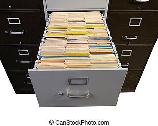 archivos, viejo