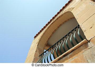 archway building