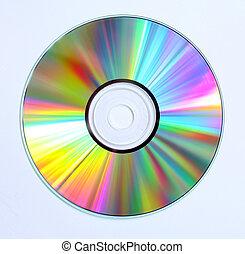 arco íris, cd