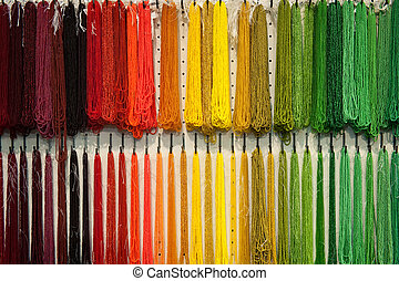 arco íris, contas