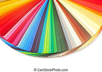 arco íris, fundo, cor, espectro, Guia, Amostras, branca,  Swatch