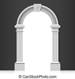 arco, clásico