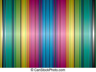 arco irirs, plano de fondo, banda