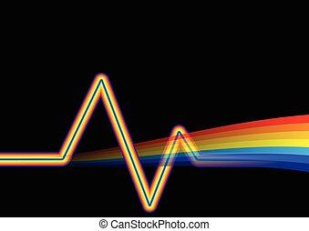 arco irirs, prisma
