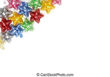 arcs, coloré