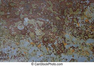 ardósia, pedra, fundo, natural, textura