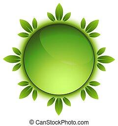 ardendo, congedi verdi, globo, icona