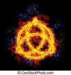 ardent, celtique, knot.