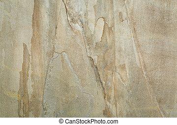 ardoise, texture, fond, rocher
