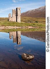 Ardvreck Castle, Scotland