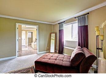 area., hálószoba, fiatalúr, ülés