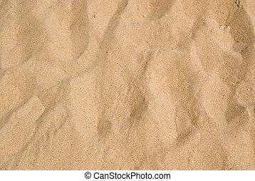 areia, fundo
