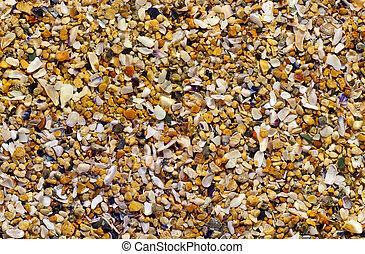 areia, seamless, mar, textura